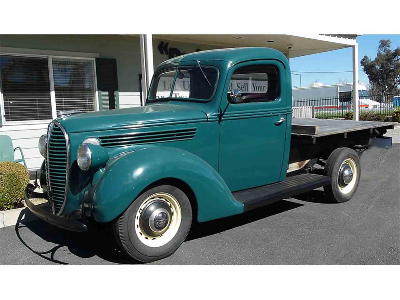1938 Ford Model 85 Flat Bed Pickup for Sale | ClassicCars.com | CC ...