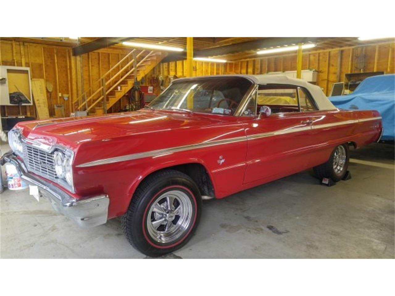 Large Picture of 1964 Impala SS Offered by CARuso Classic Cars - KPA2