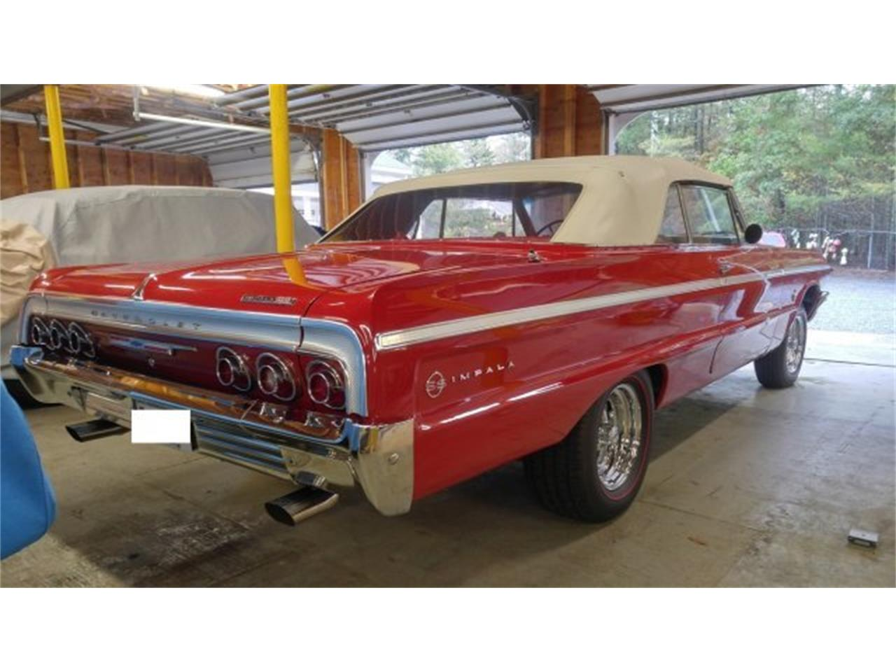 Large Picture of 1964 Chevrolet Impala SS - $48,200.00 Offered by CARuso Classic Cars - KPA2
