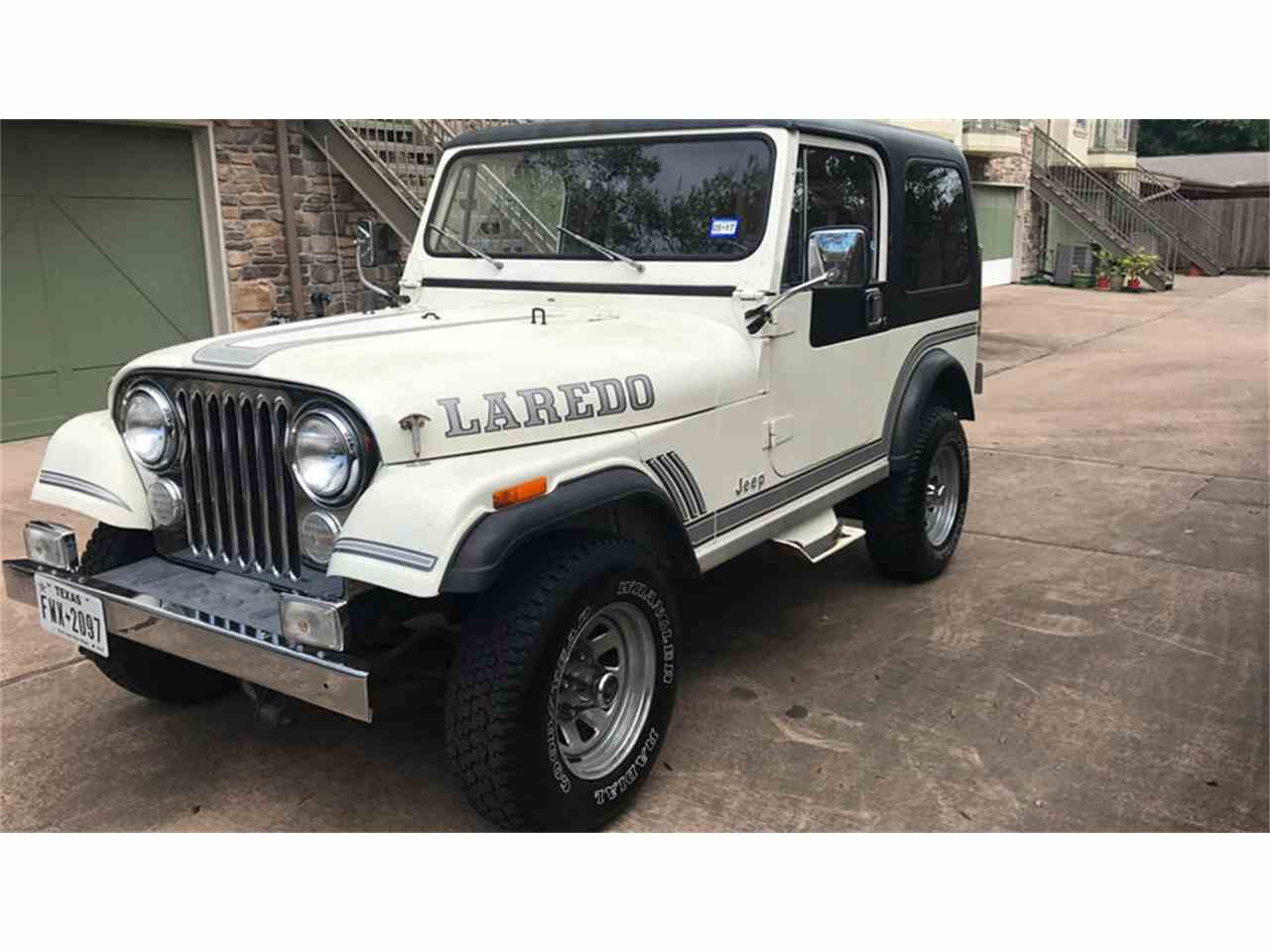 1985 Jeep Wrangler for Sale | ClicCars.com | CC-965925