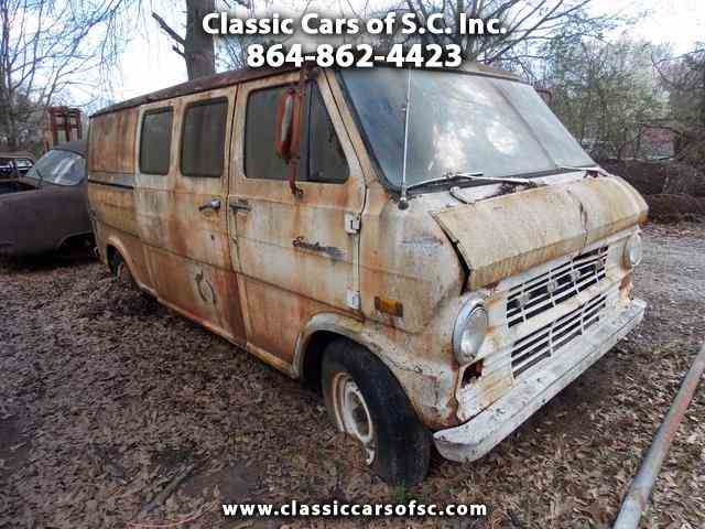 Picture of Classic '69 Ford Econoline located in Gray Court South Carolina - $1,500.00 - KPFG