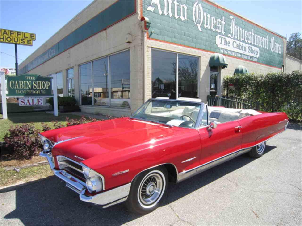 1965 Pontiac Bonneville for Sale | ClassicCars.com | CC-966126