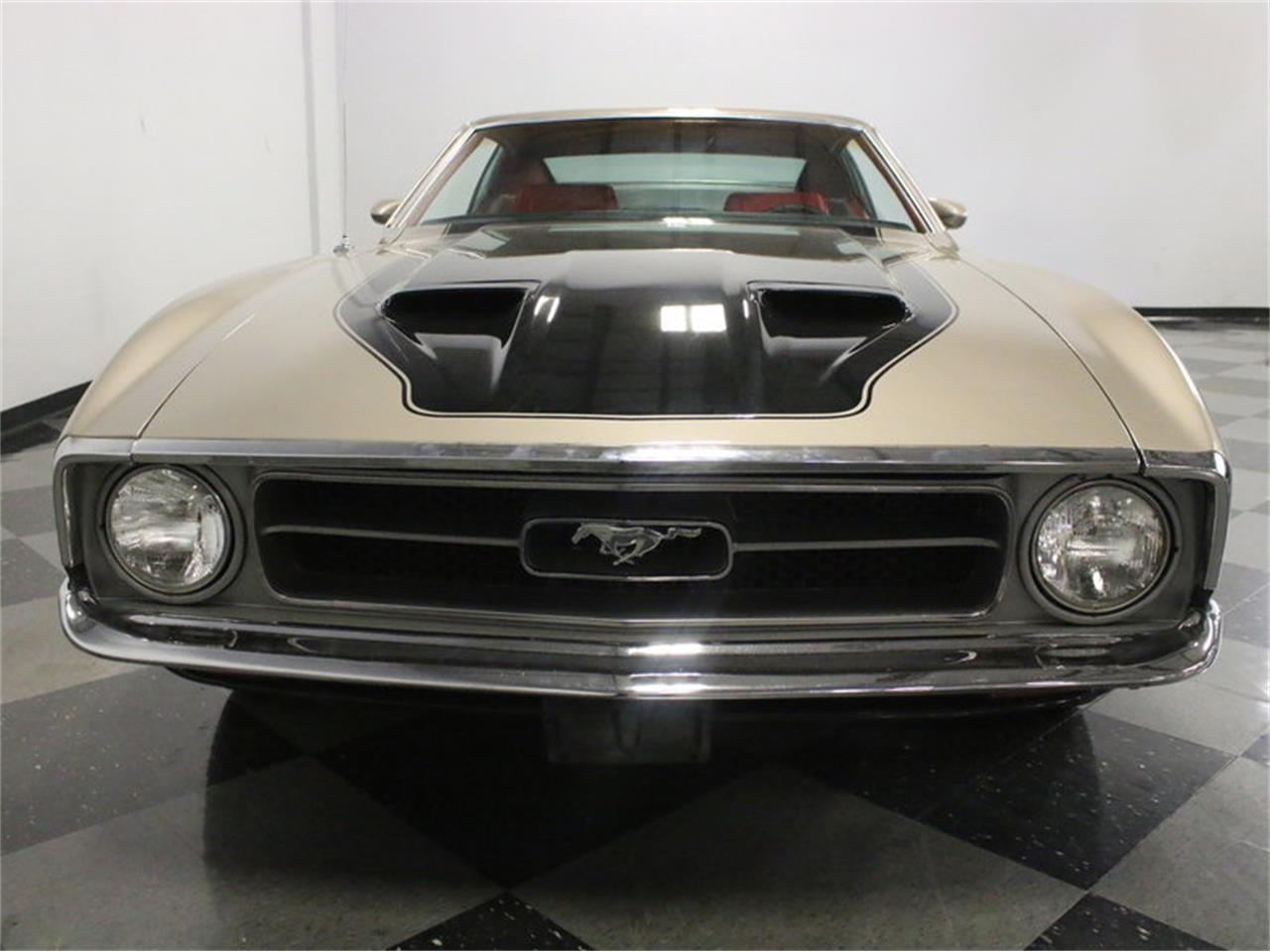 Large Picture of '71 Mustang - KPIO