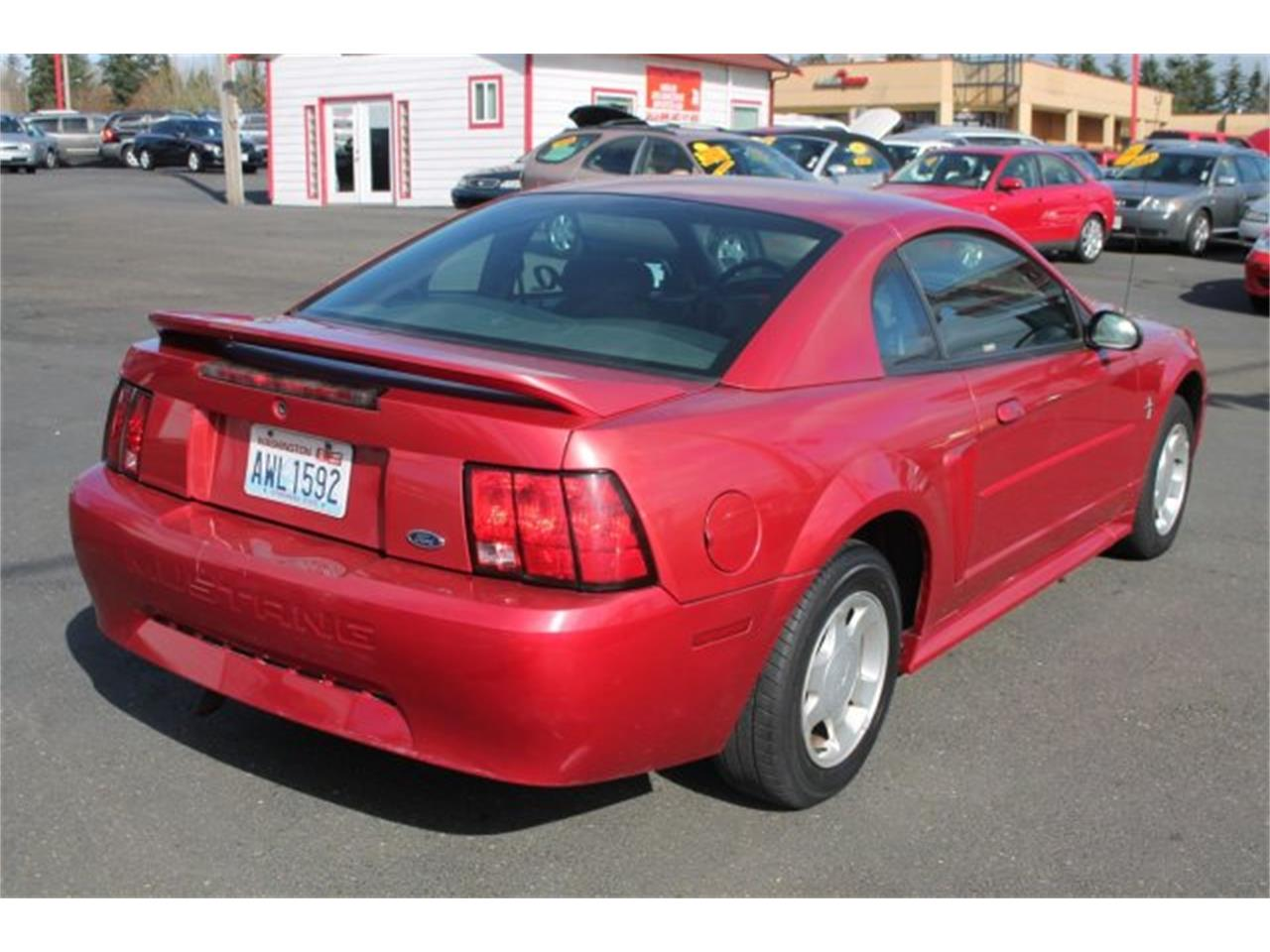 Large Picture of '00 Mustang - KPJ4