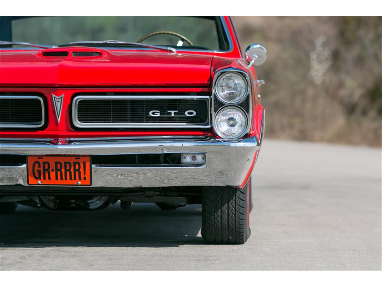 Large Picture of Classic '65 Pontiac GTO - $54,995.00 Offered by Fast Lane Classic Cars Inc. - KPJA