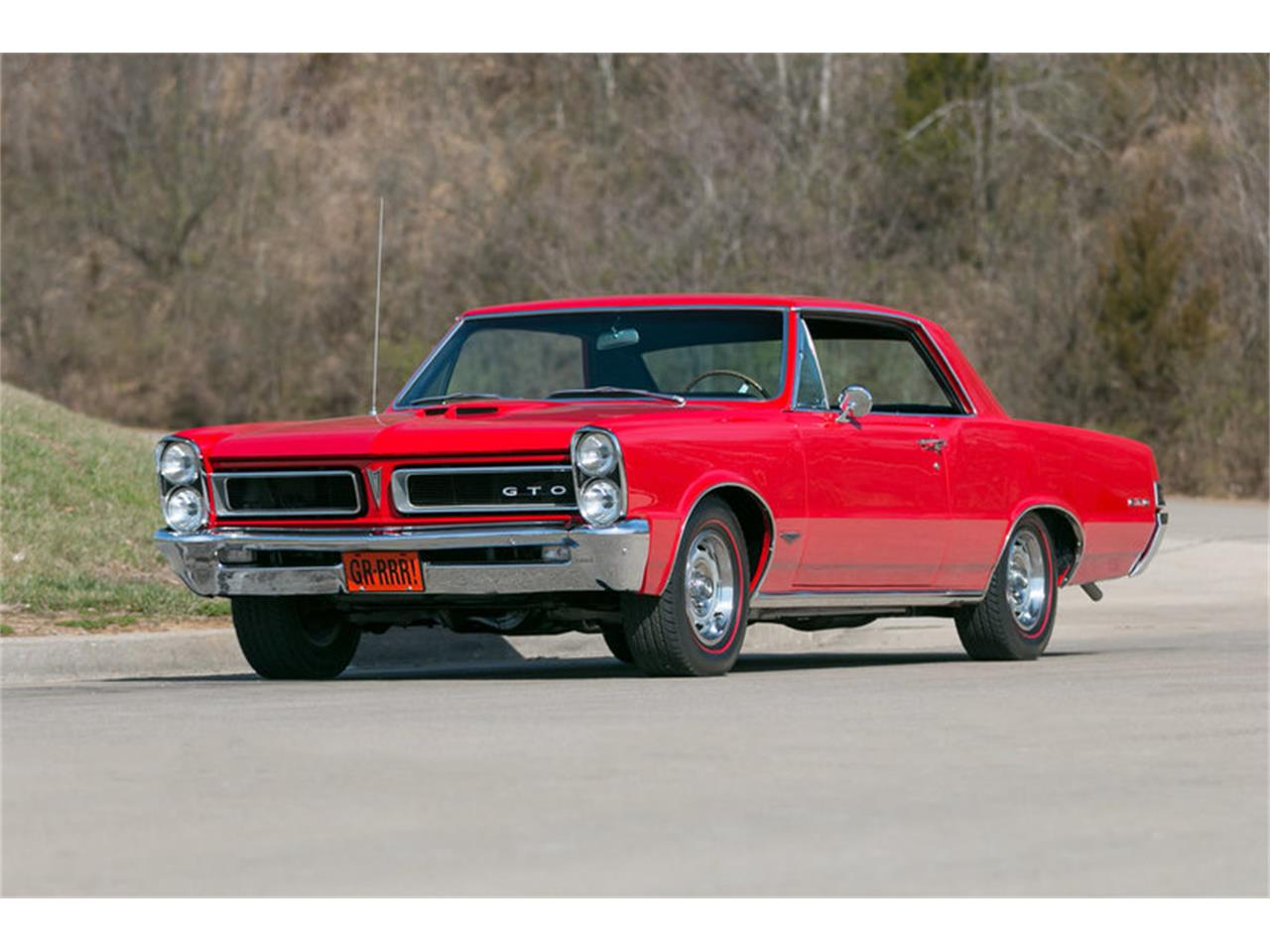 Large Picture of Classic 1965 GTO located in Missouri - KPJA