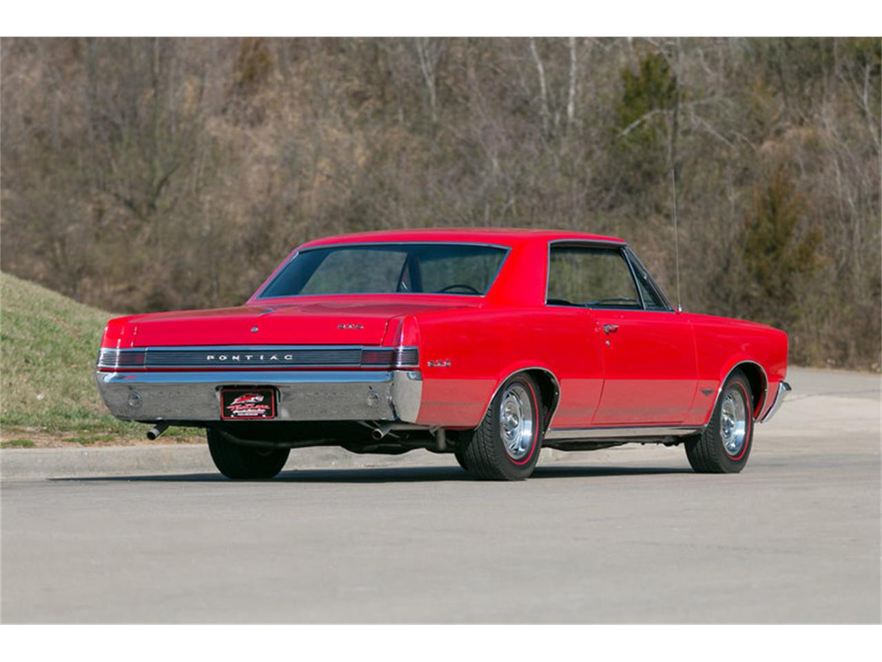 Large Picture of Classic '65 Pontiac GTO located in St. Charles Missouri - KPJA