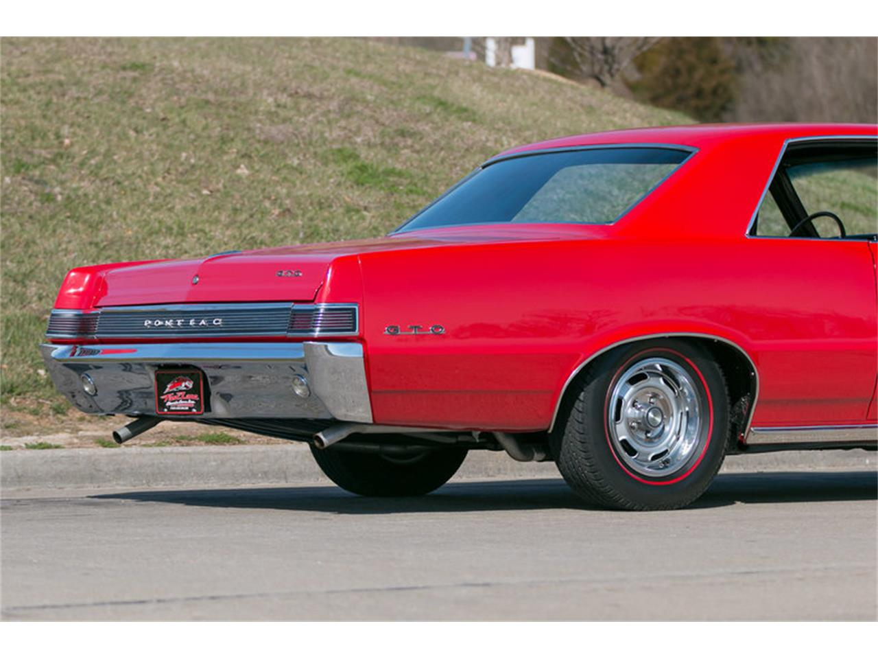 Large Picture of Classic 1965 Pontiac GTO - $54,995.00 - KPJA