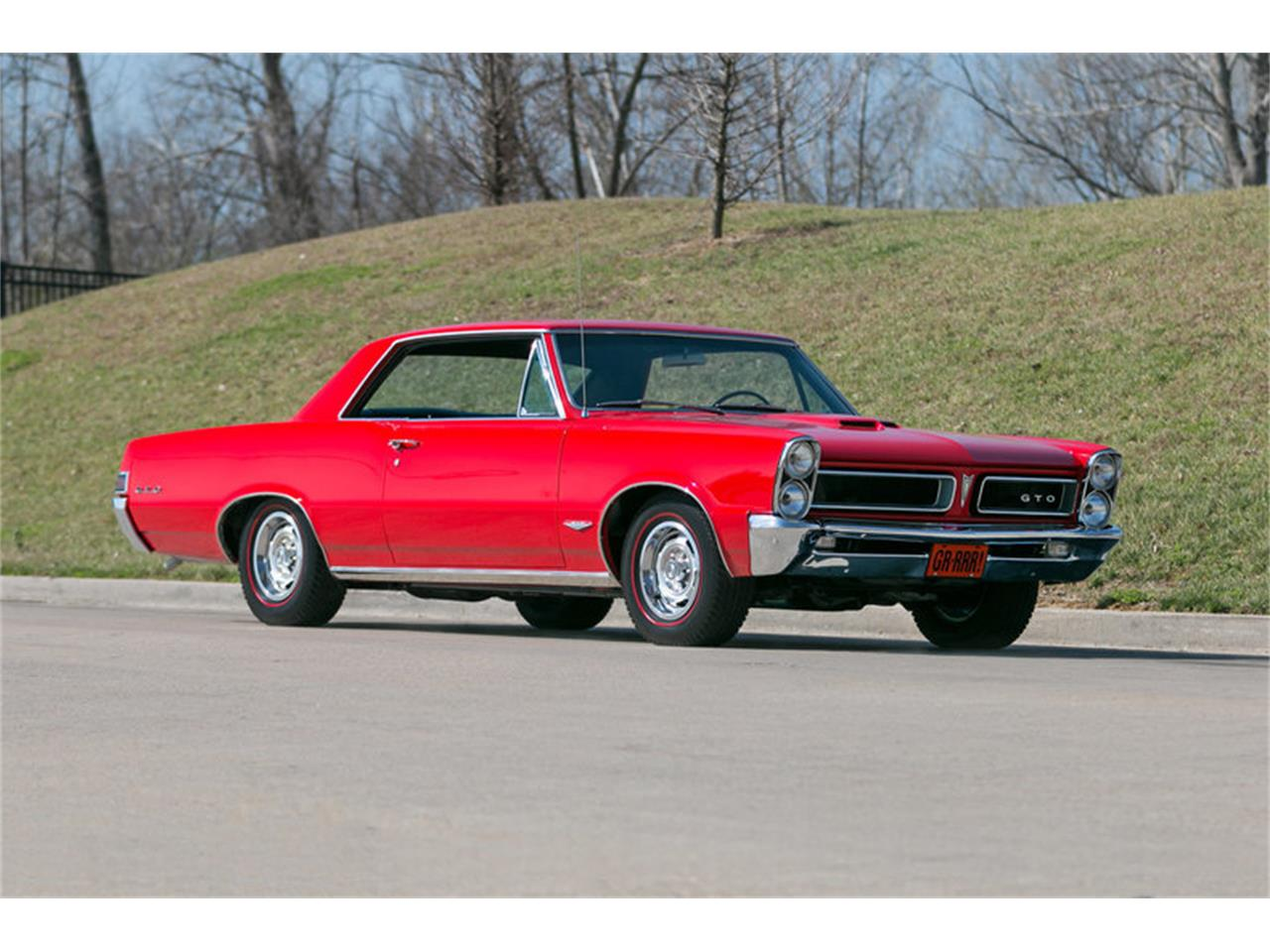 Large Picture of Classic 1965 Pontiac GTO - $54,995.00 Offered by Fast Lane Classic Cars Inc. - KPJA