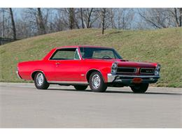 Picture of Classic '65 Pontiac GTO located in Missouri - $54,995.00 Offered by Fast Lane Classic Cars Inc. - KPJA
