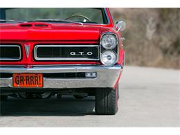 Picture of Classic '65 GTO located in St. Charles Missouri Offered by Fast Lane Classic Cars Inc. - KPJA