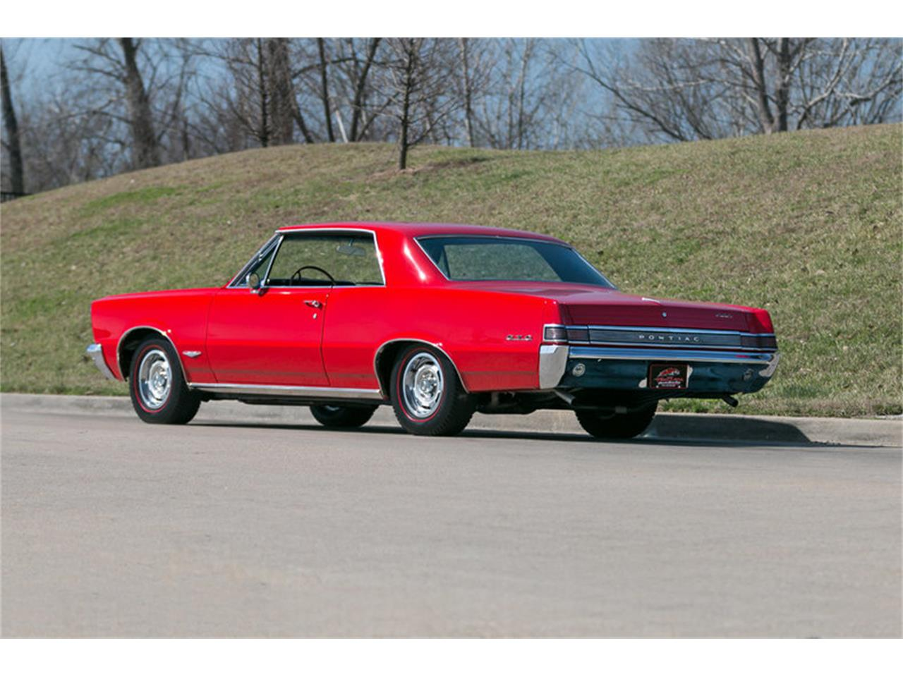 Large Picture of '65 Pontiac GTO located in Missouri - $54,995.00 Offered by Fast Lane Classic Cars Inc. - KPJA