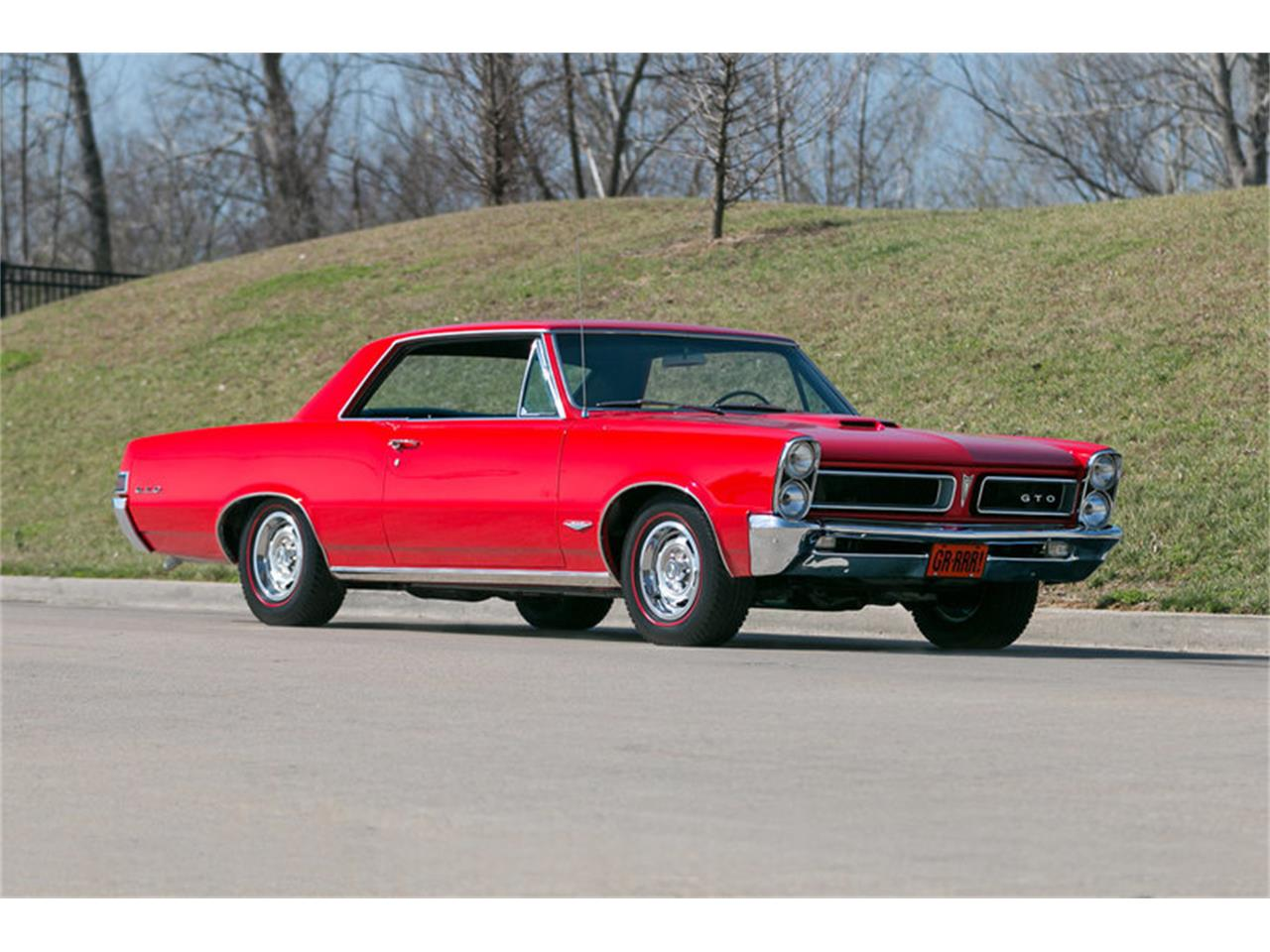 Large Picture of 1965 Pontiac GTO located in St. Charles Missouri - KPJA