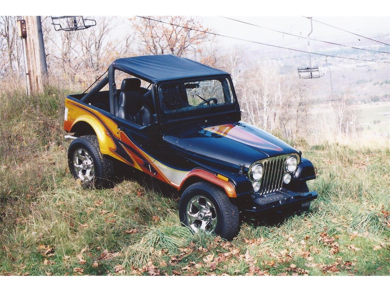 Large Picture of 1983 Jeep CJ7 - $29,500.00 Offered by a Private Seller - KPJM