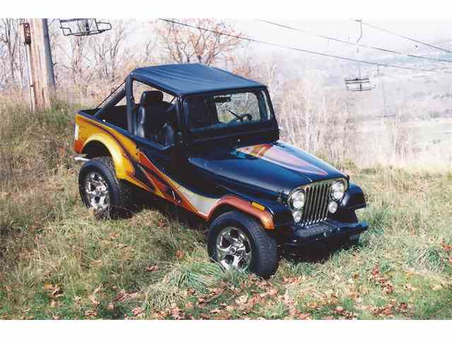 Picture of '83 CJ7 - KPJM