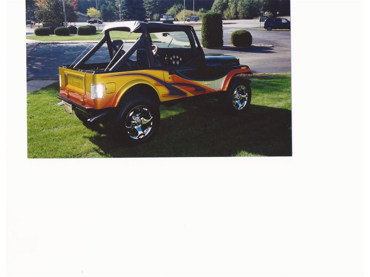 Large Picture of '83 CJ7 - KPJM