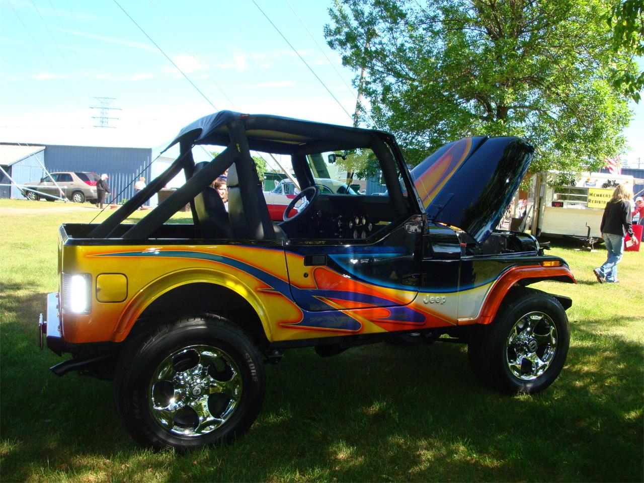 Large Picture of 1983 CJ7 located in Wausau Wisconsin - $29,500.00 Offered by a Private Seller - KPJM