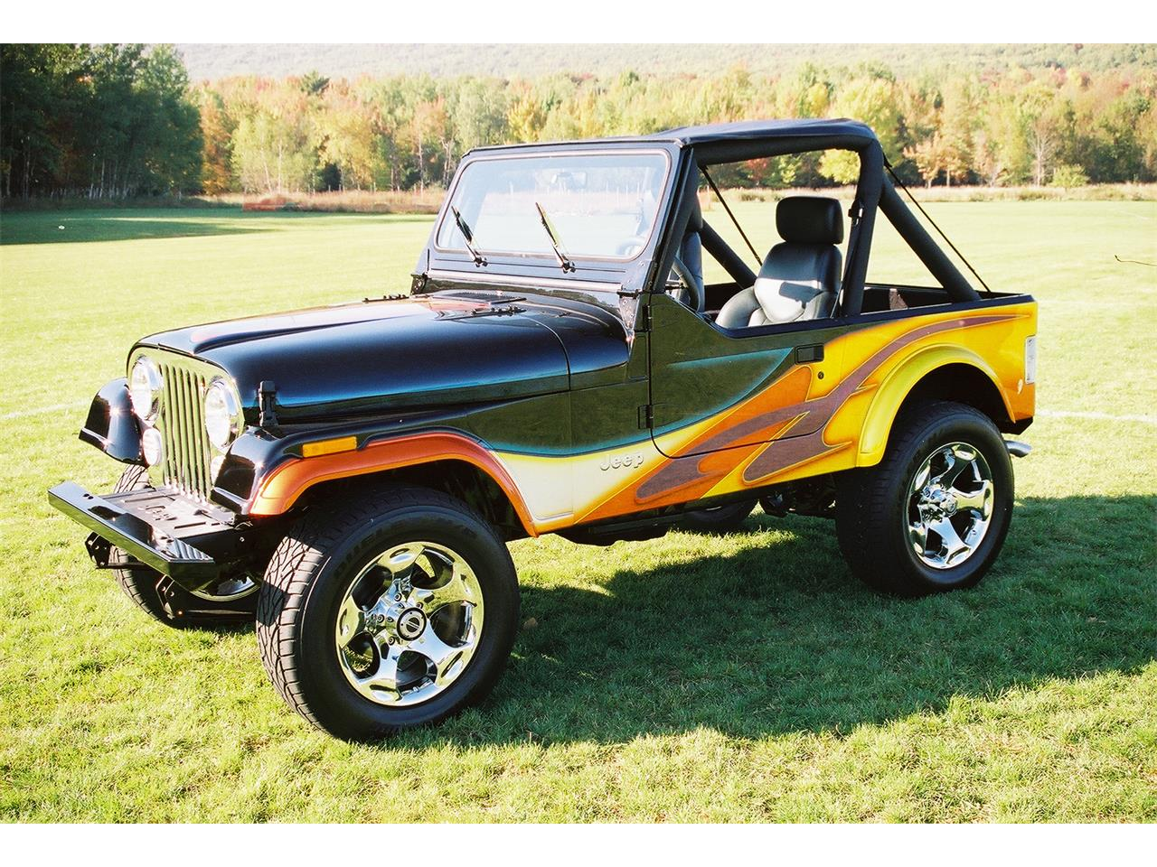 Large Picture of '83 CJ7 located in Wausau Wisconsin - $29,500.00 Offered by a Private Seller - KPJM