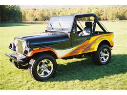 Picture of 1983 Jeep CJ7 located in Wausau Wisconsin - $29,500.00 Offered by a Private Seller - KPJM