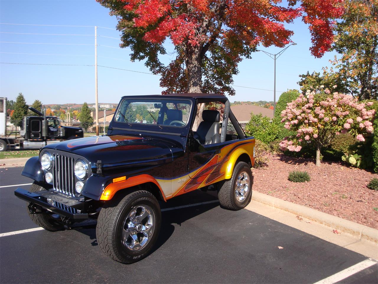 Large Picture of '83 Jeep CJ7 located in Wisconsin Offered by a Private Seller - KPJM