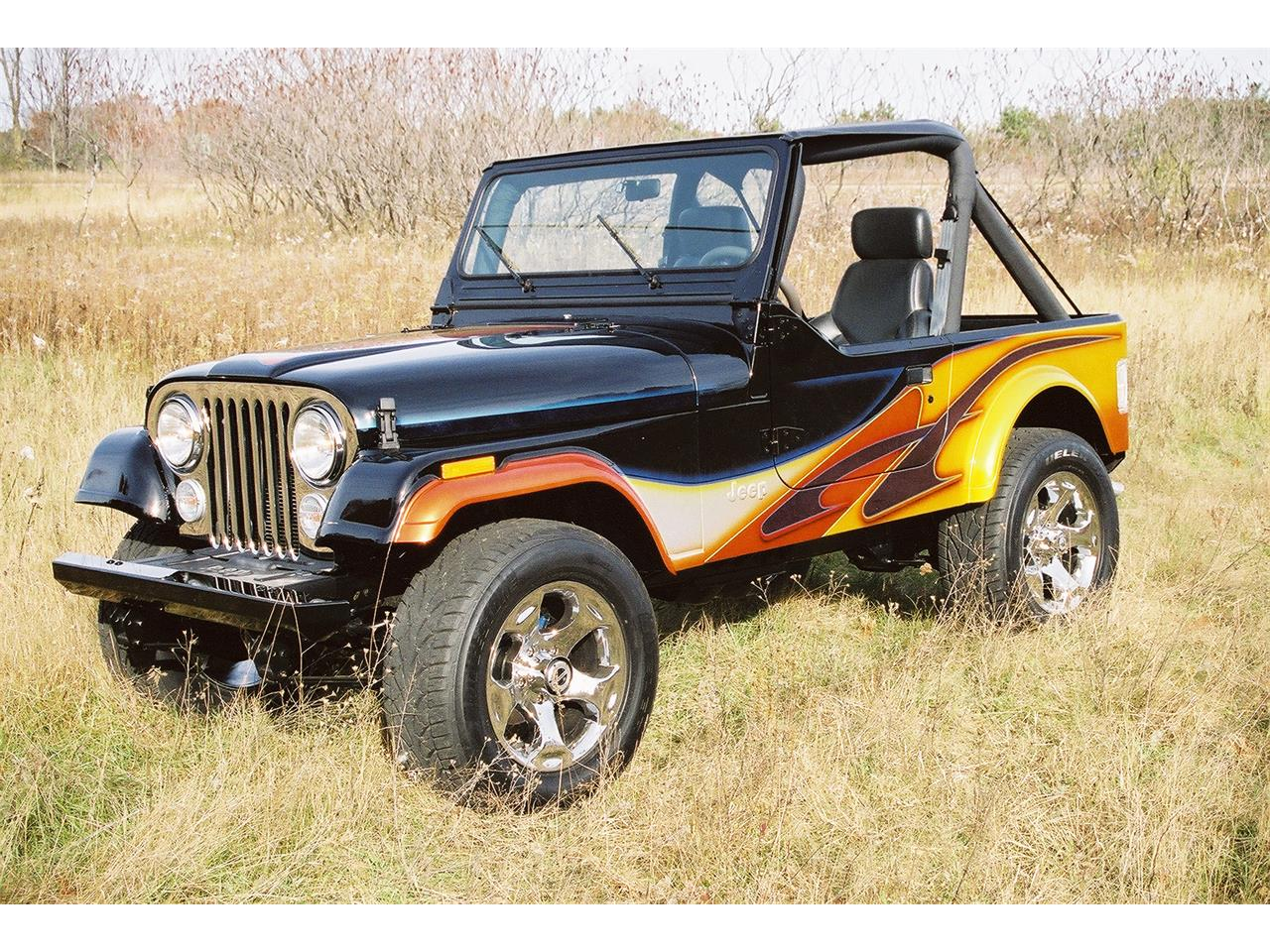 Large Picture of '83 Jeep CJ7 located in Wisconsin - $29,500.00 - KPJM