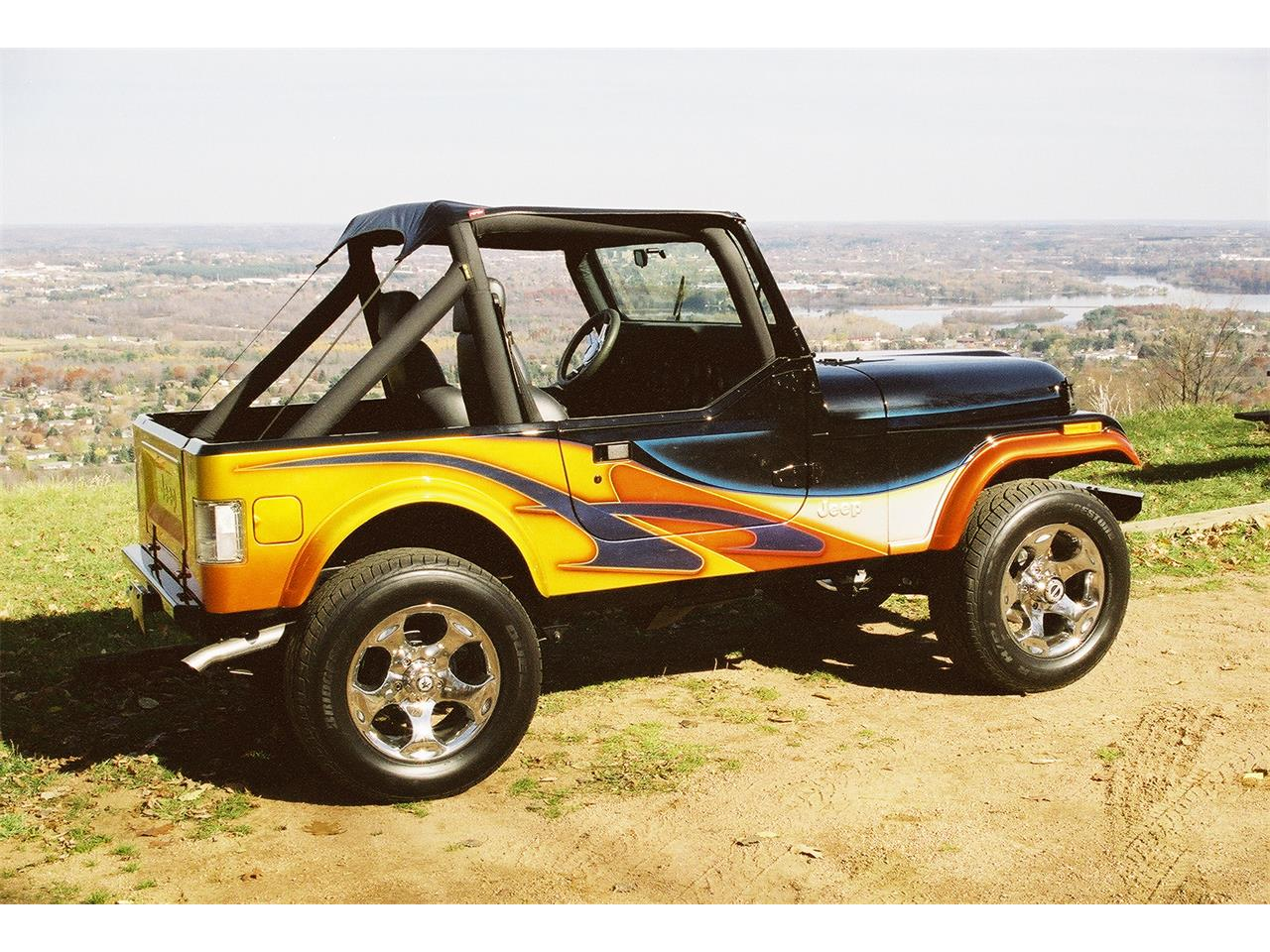Large Picture of 1983 Jeep CJ7 - $29,500.00 - KPJM