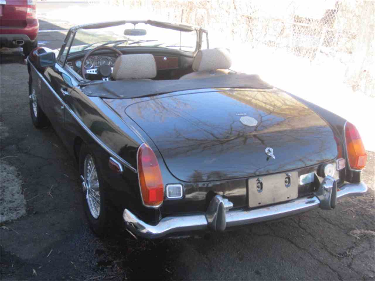 Large Picture of '72 MGB - KPJY