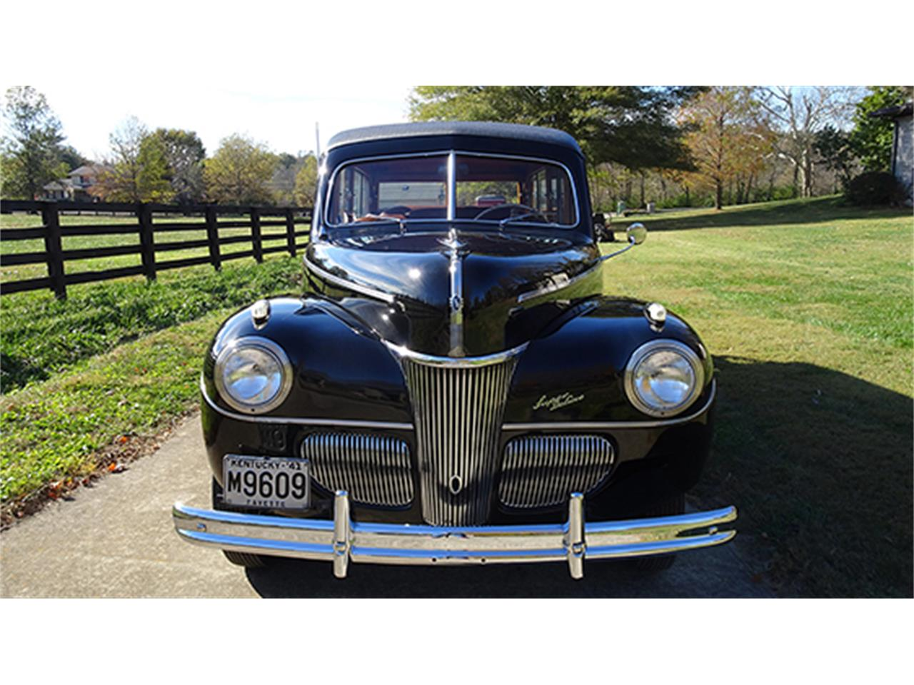1941 Ford Super Deluxe Station Wagon For Sale Cc Large Picture Of 41 Kpk4