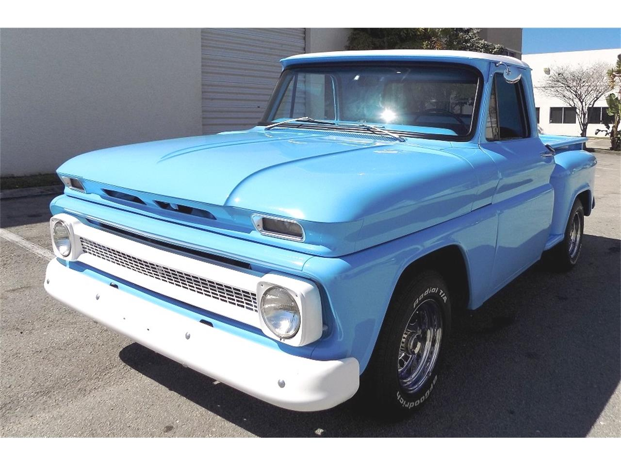Large Picture of Classic '64 C/K 10 located in POMPANO BEACH Florida Offered by Cool Cars - KPK9