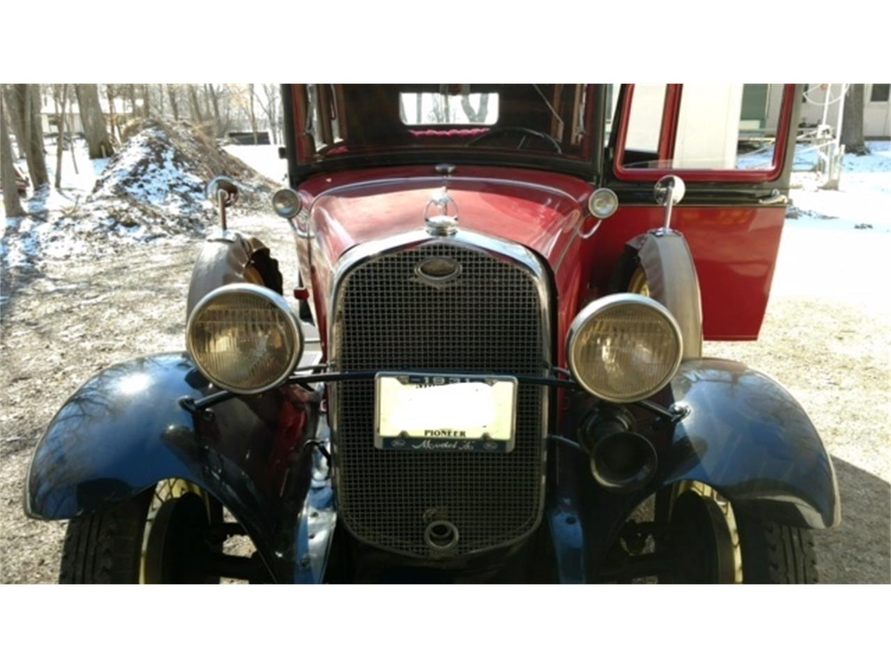 Large Picture of '31 Model A - KPMV