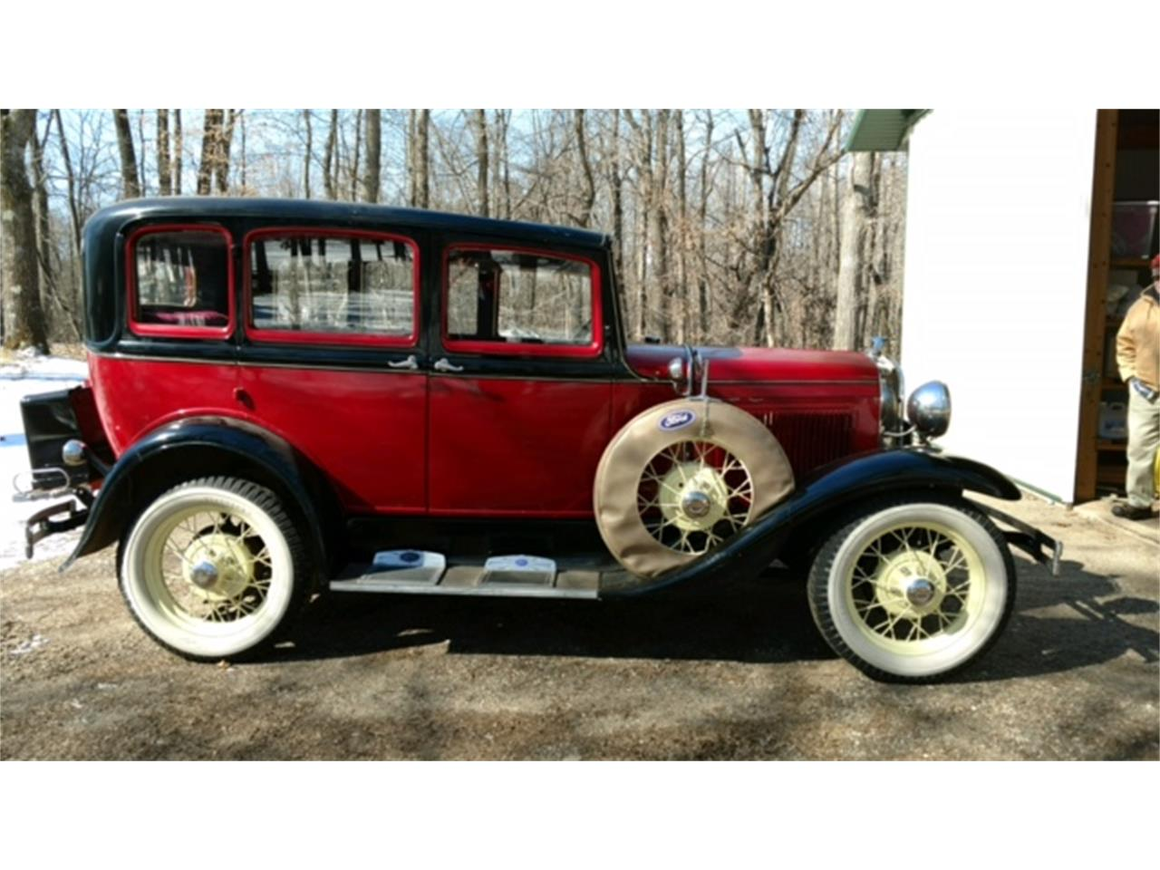 Large Picture of Classic 1931 Ford Model A Offered by a Private Seller - KPMV