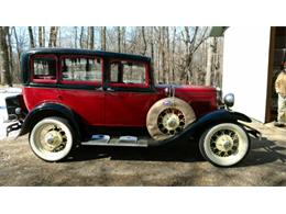 Picture of 1931 Ford Model A located in Northcentral Minnesota - KPMV