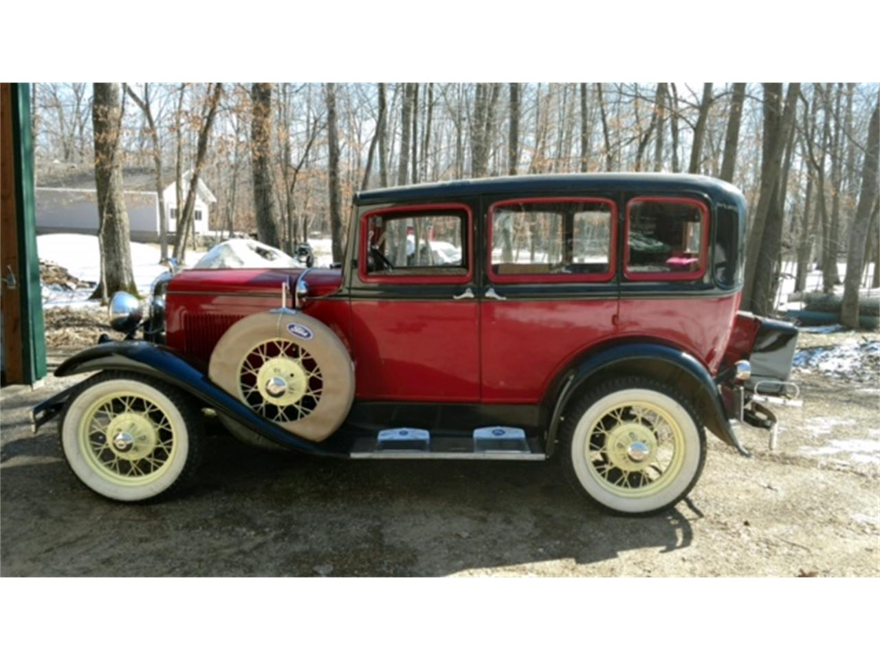 Large Picture of Classic 1931 Ford Model A located in Minnesota - $22,000.00 - KPMV