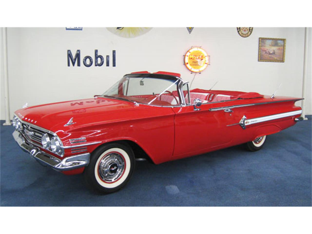 1960 chevrolet impala for sale cc 966402. Black Bedroom Furniture Sets. Home Design Ideas