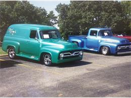 Picture of Classic 1955 F100 - $52,000.00 Offered by a Private Seller - KPOM