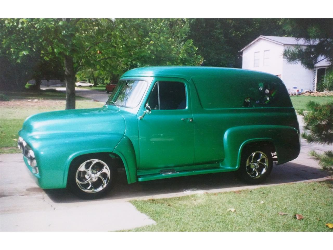 1955 Ford F100 For Sale Cc 966406 Truck Art Large Picture Of 55 Kpom