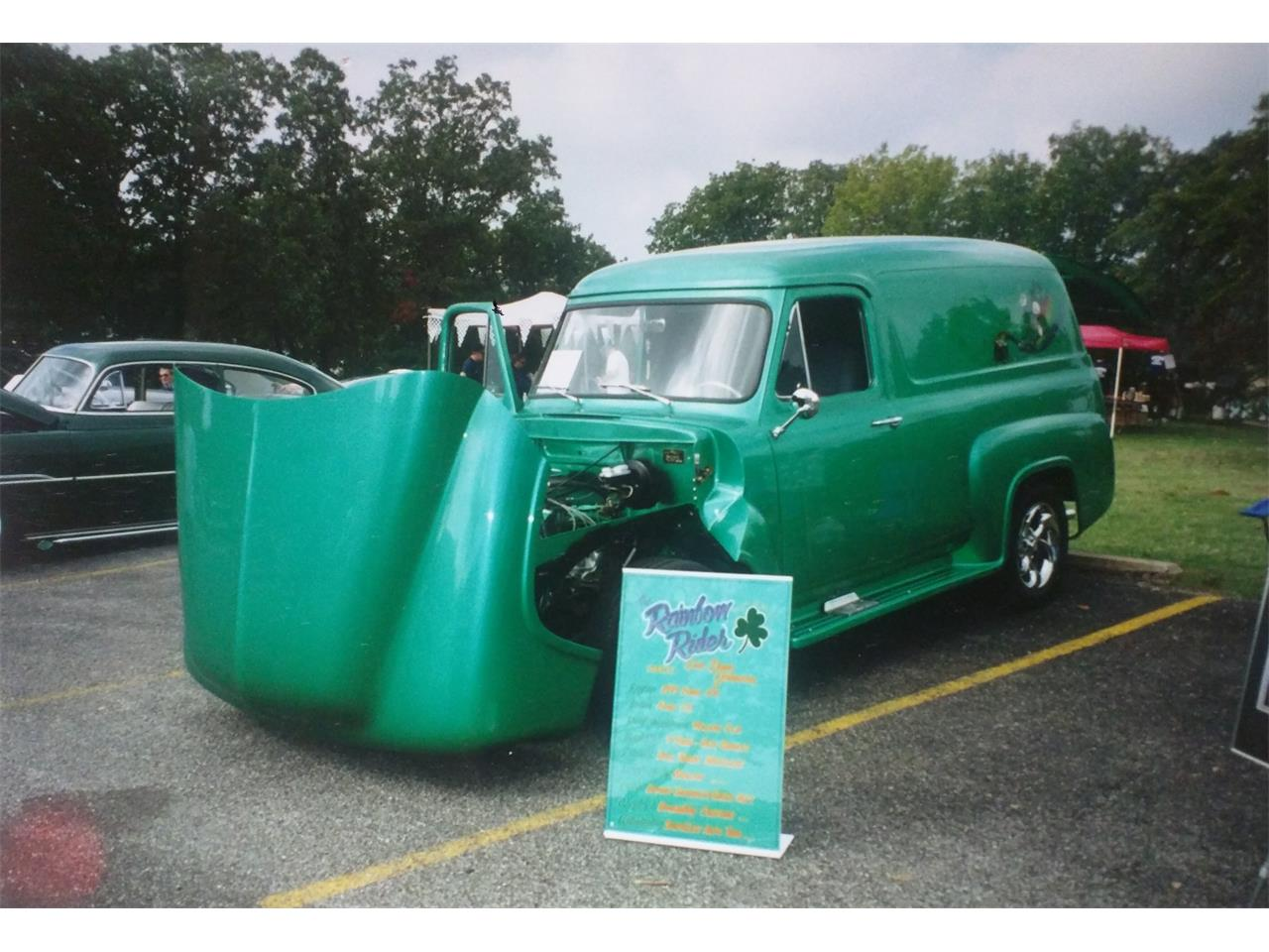 Large Picture of Classic 1955 Ford F100 - KPOM