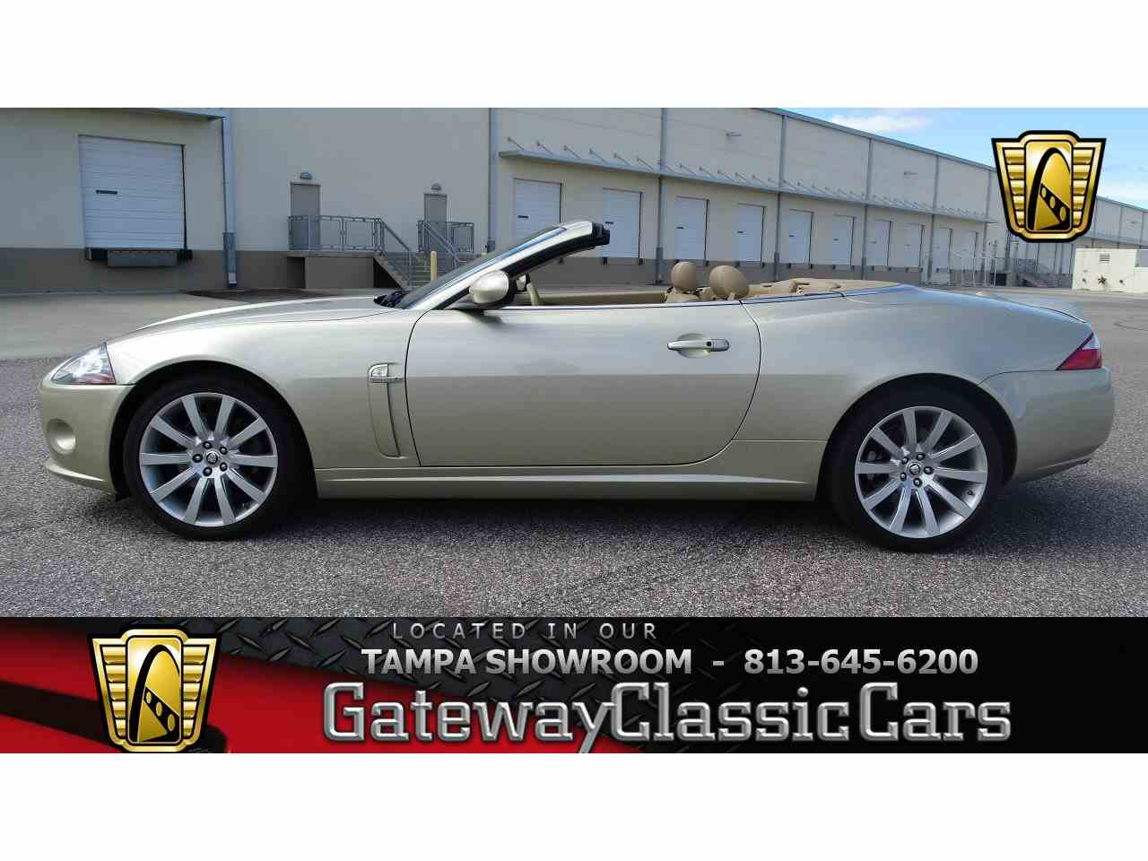 Large Picture of 2008 XK - $25,995.00 Offered by Gateway Classic Cars - Tampa - KPQW