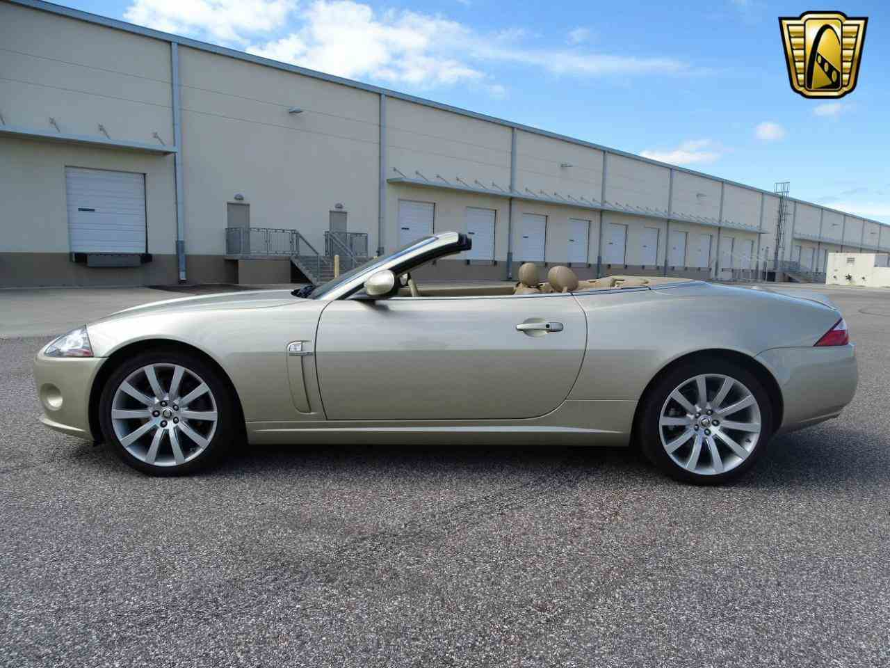 Large Picture of '08 Jaguar XK located in Florida Offered by Gateway Classic Cars - Tampa - KPQW