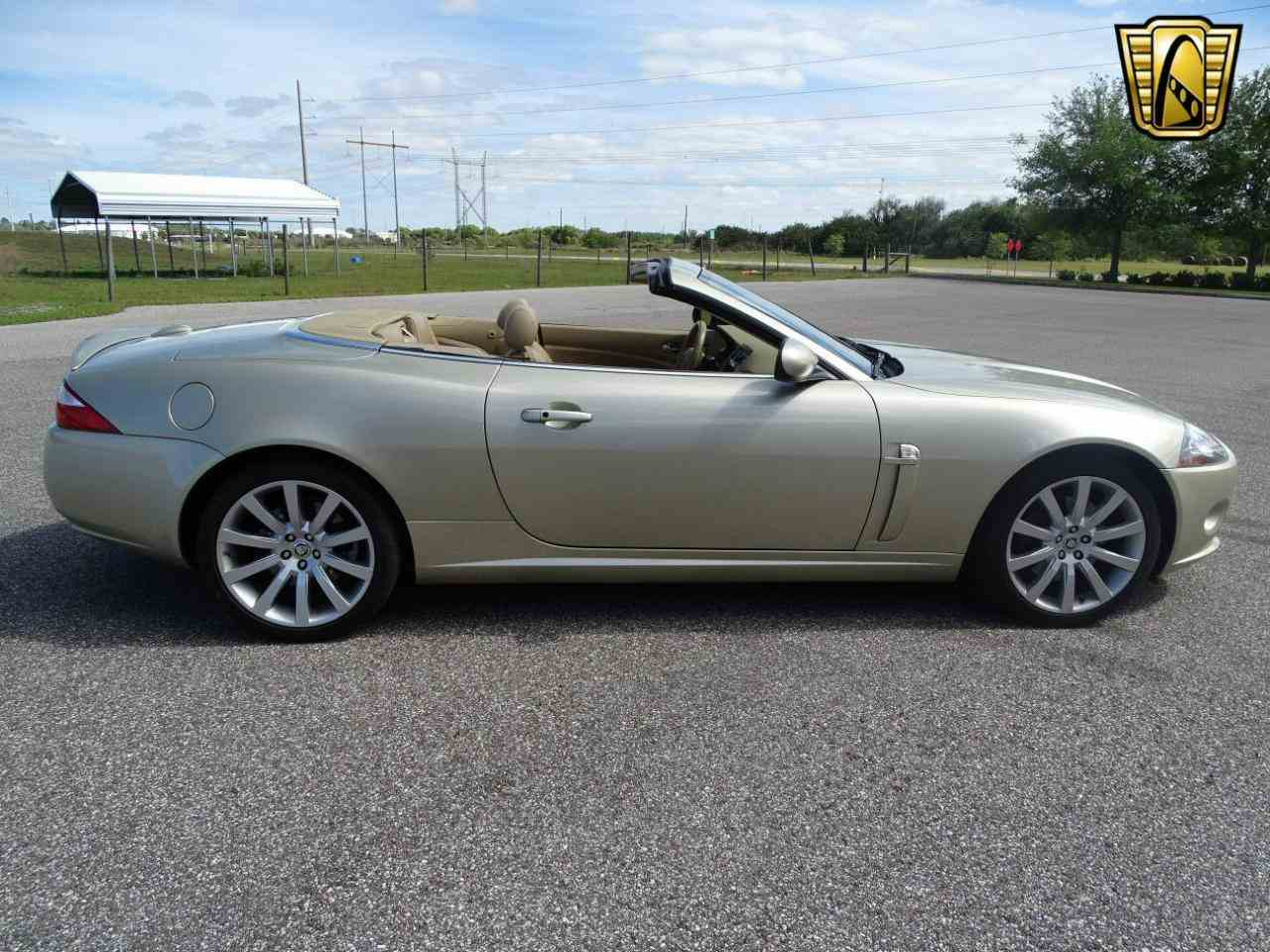 Large Picture of '08 Jaguar XK located in Ruskin Florida Offered by Gateway Classic Cars - Tampa - KPQW