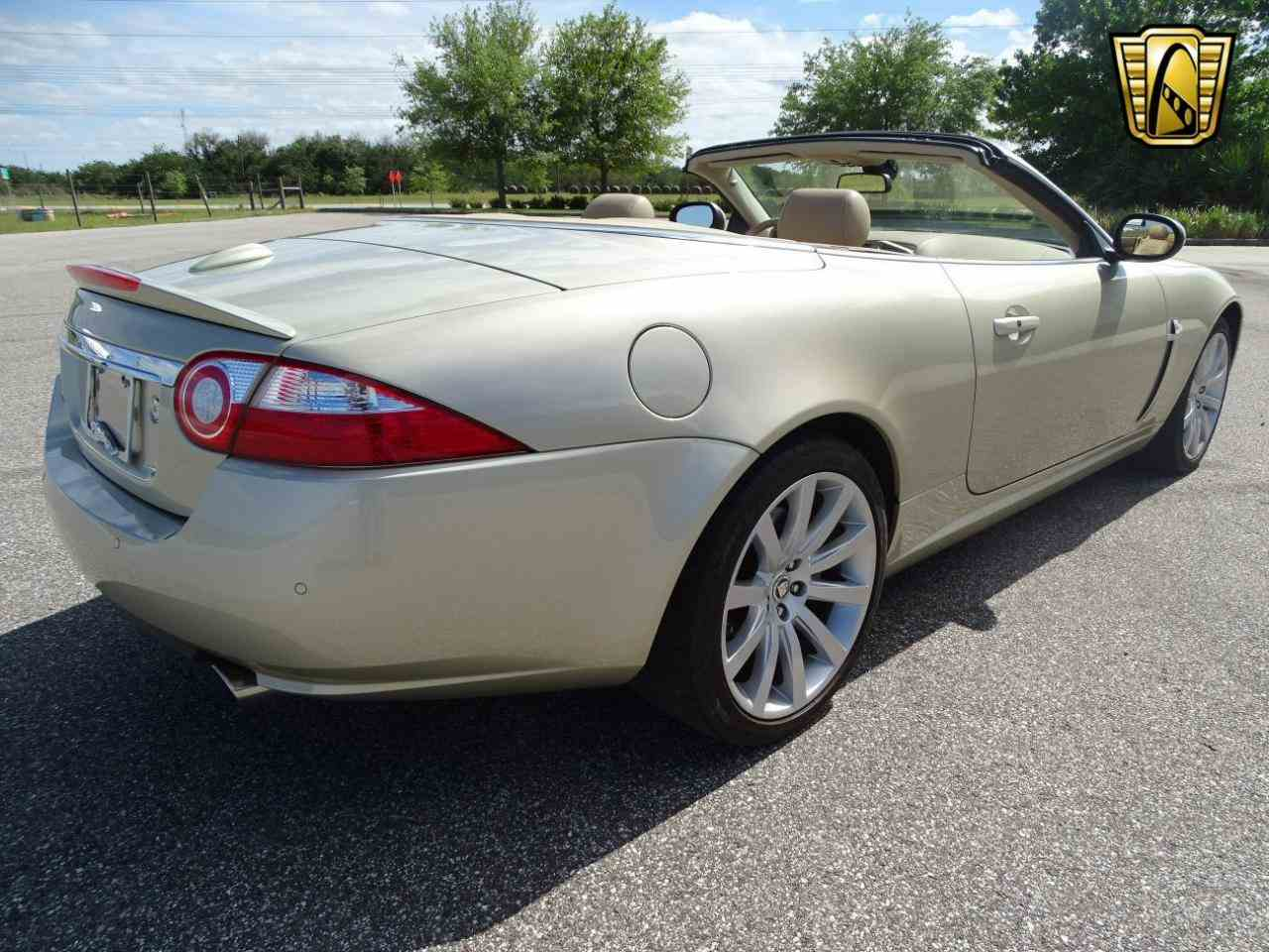 Large Picture of '08 Jaguar XK located in Florida - KPQW