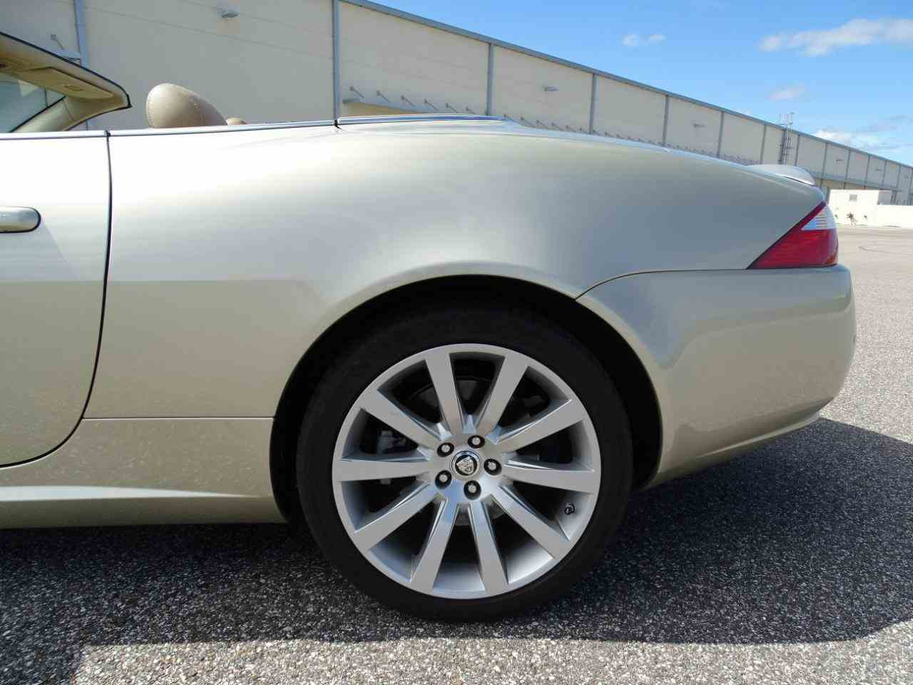 Large Picture of 2008 Jaguar XK located in Ruskin Florida - KPQW