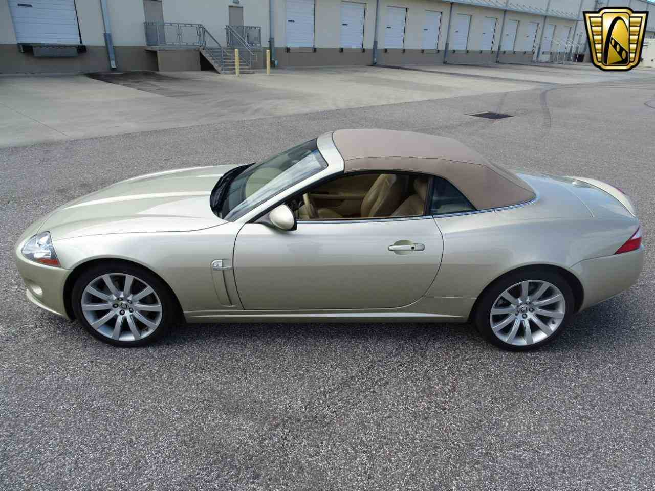 Large Picture of 2008 Jaguar XK located in Ruskin Florida - $25,995.00 - KPQW
