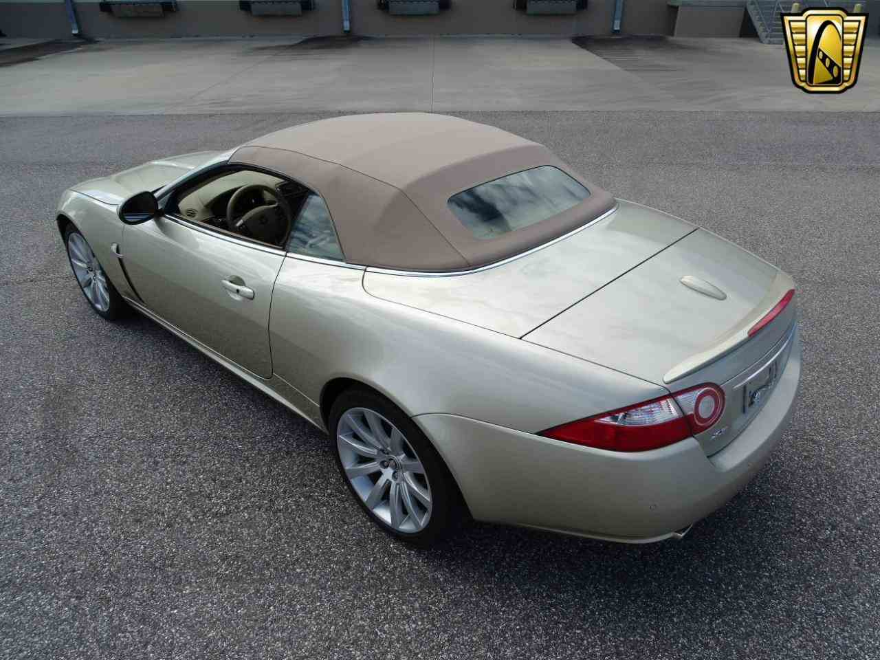 Large Picture of '08 Jaguar XK located in Florida - $25,995.00 Offered by Gateway Classic Cars - Tampa - KPQW