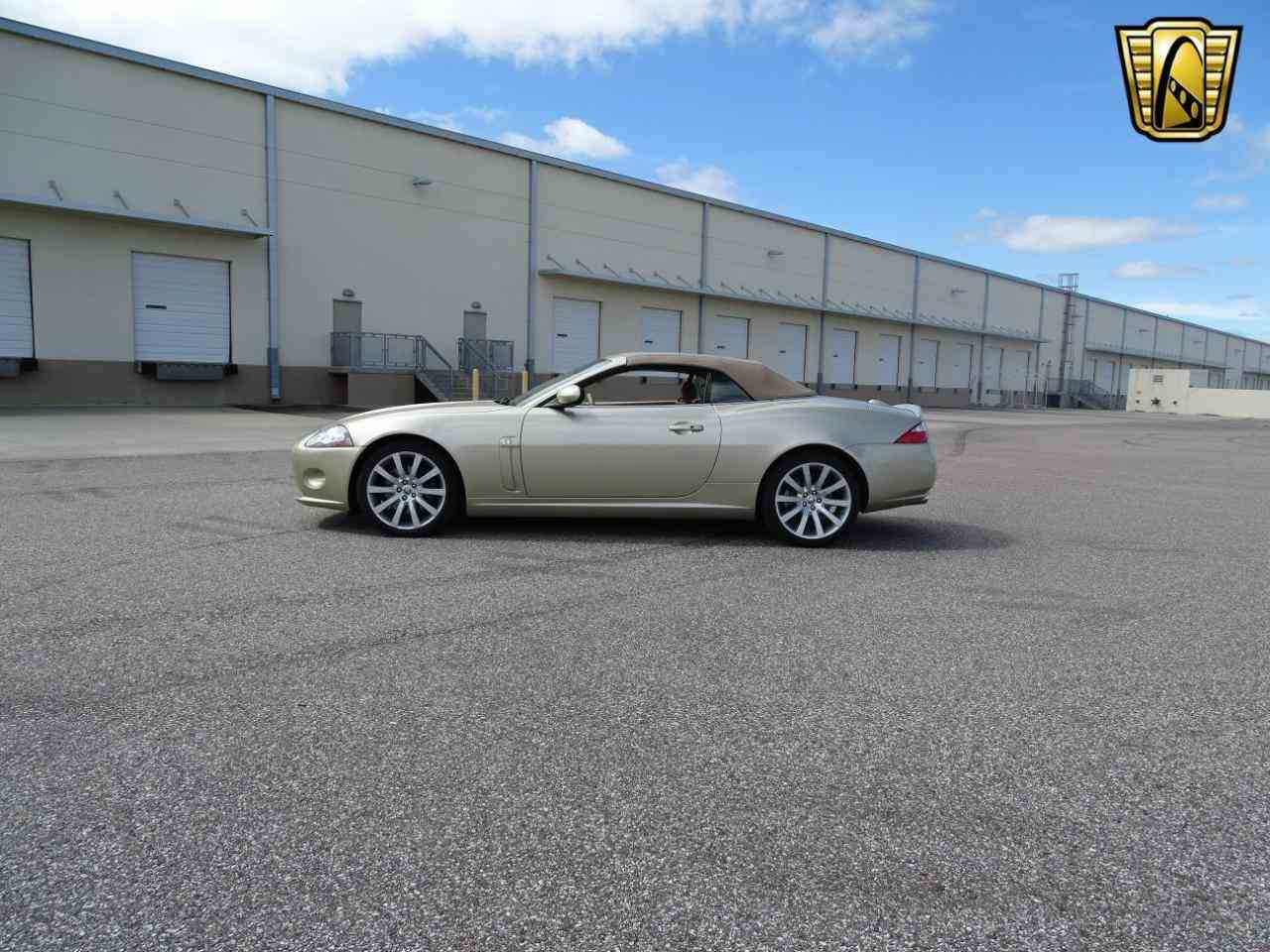Large Picture of 2008 Jaguar XK - $25,995.00 Offered by Gateway Classic Cars - Tampa - KPQW
