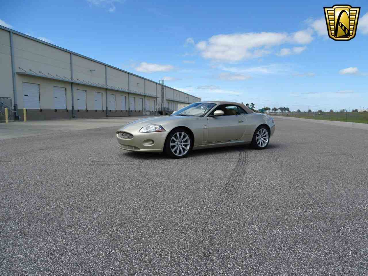 Large Picture of 2008 Jaguar XK located in Ruskin Florida - $25,995.00 Offered by Gateway Classic Cars - Tampa - KPQW