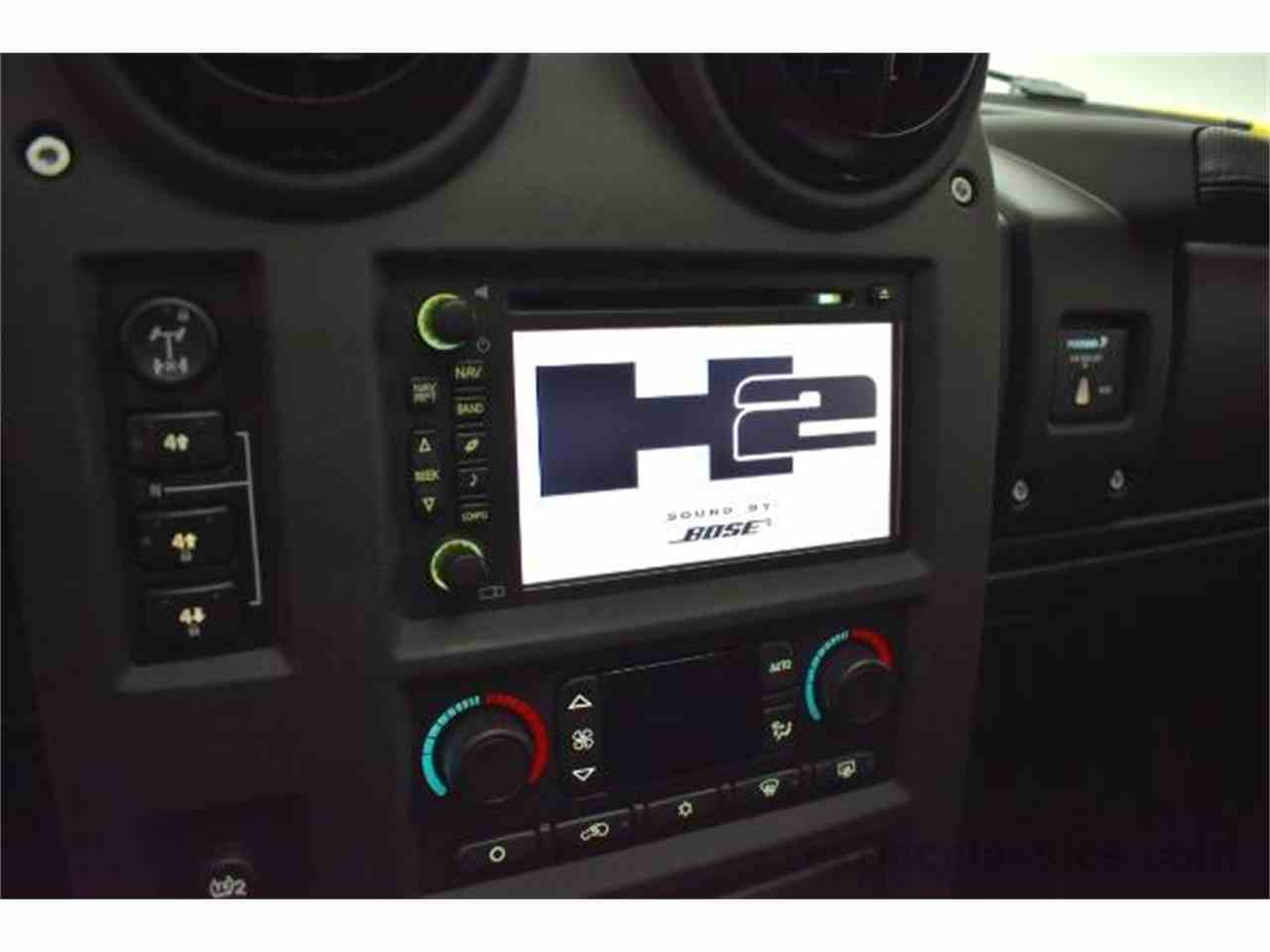 Large Picture of '07 Hummer H2 located in New York - KPUS