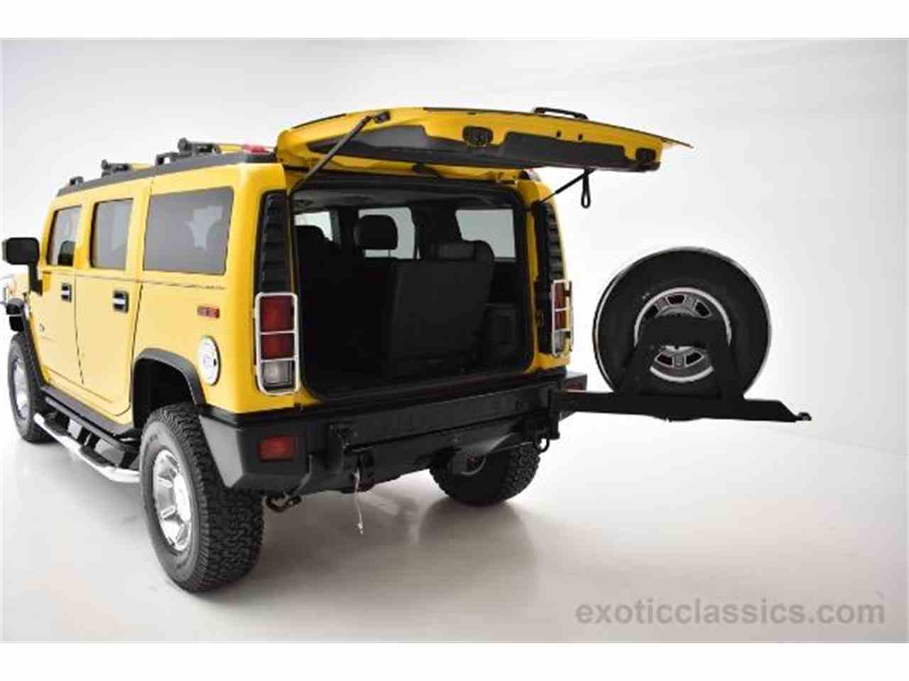 Large Picture of 2007 Hummer H2 located in Syosset New York Offered by Champion Motors - KPUS