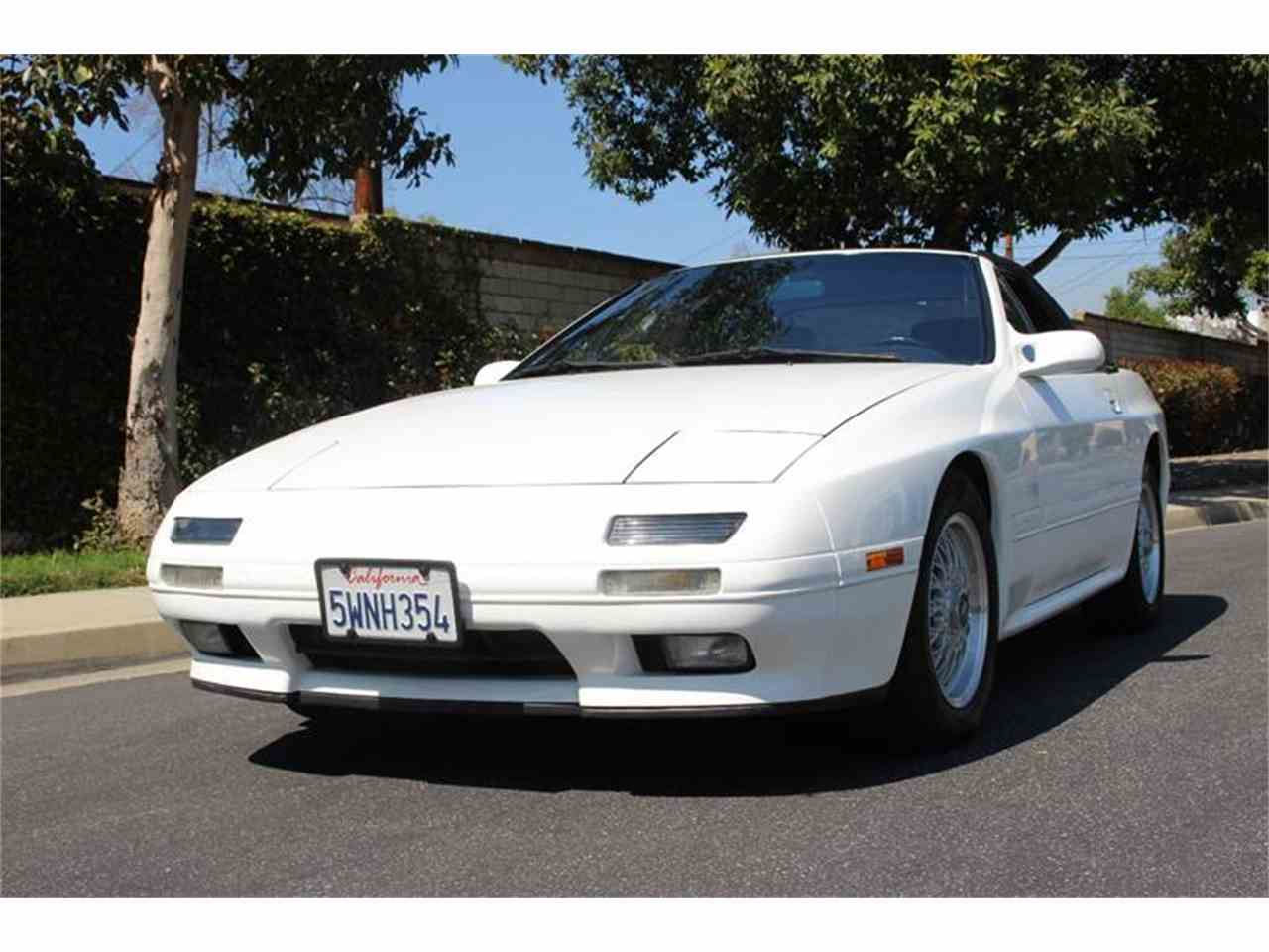 Large Picture of '90 Mazda RX-7 located in California - KPUW