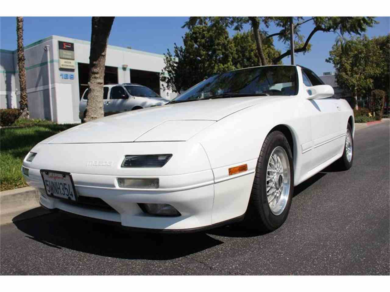 Large Picture of 1990 RX-7 located in La Verne California Offered by American Classic Cars - KPUW